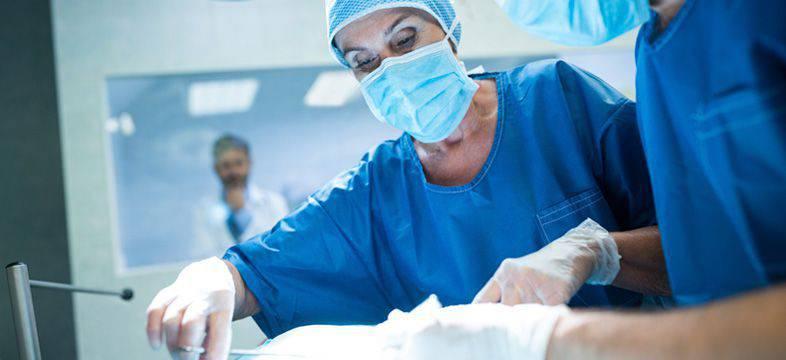 Cirugía de Suprarrenales