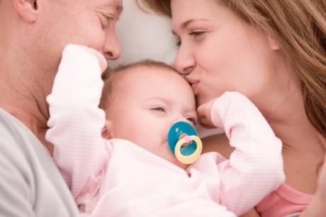 Padre, Madre e hija
