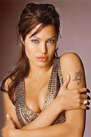Angelina Jolie Cirugia de Mamas