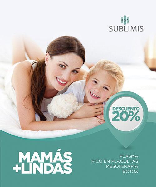 Promocion Dia de la Madre Estetica
