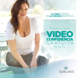 Videoconferencia Post Cirugia Bariatrica