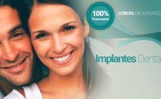 Promoción Implantes Dentales Financiados