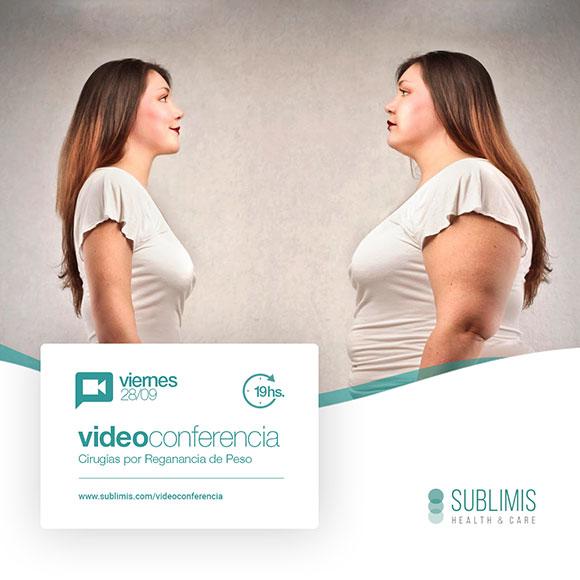 Videoconferencia Obesidad