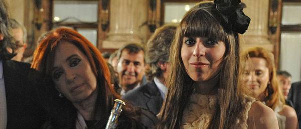 Hija de Cristina Fernandez de Kirchner