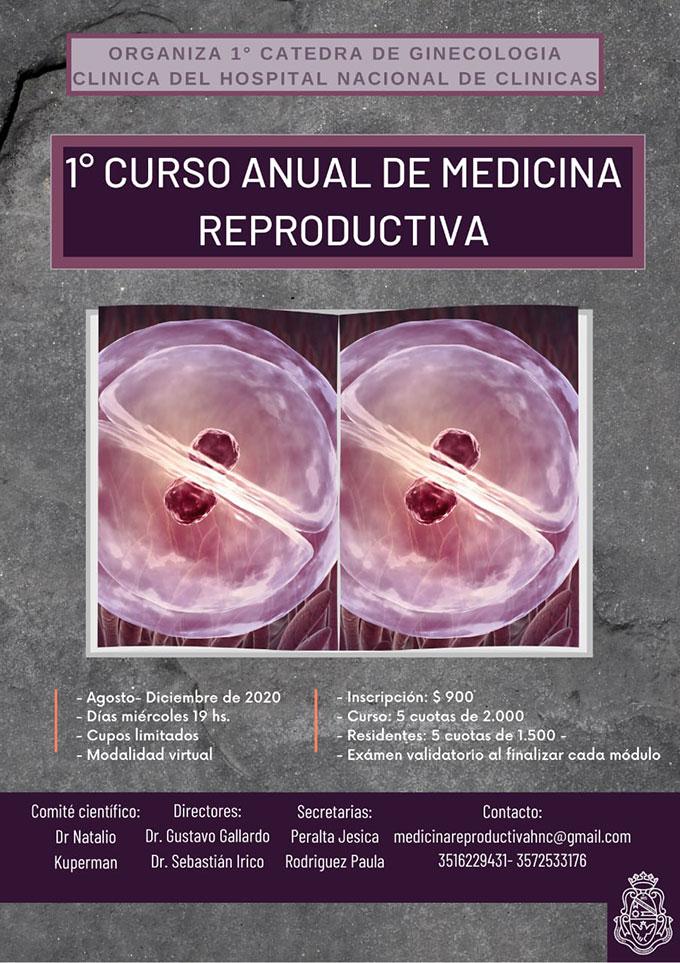 Curso Online de Medicina Reproductiva